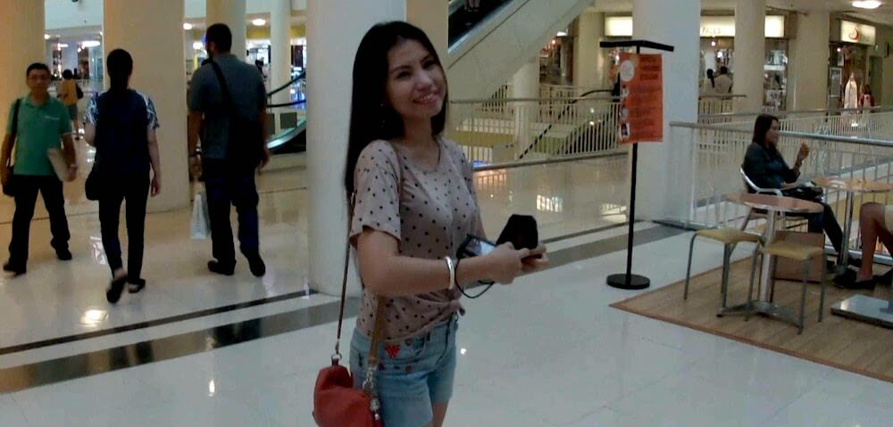 Filipinas im Ayala Center cebu Treffen
