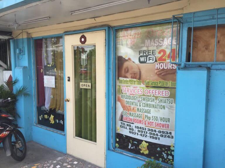 Happy End Massage Philippinen
