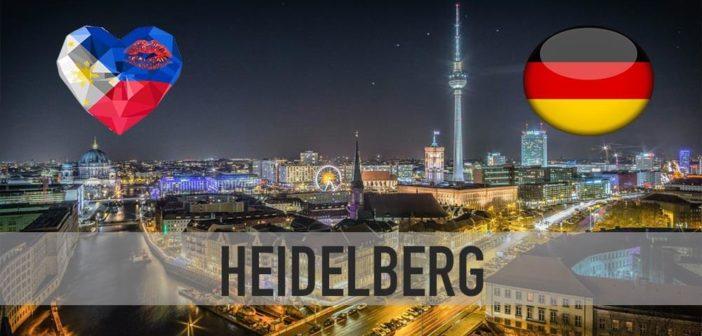 Philippinische Frauen Heidelberg Treffen Tipps