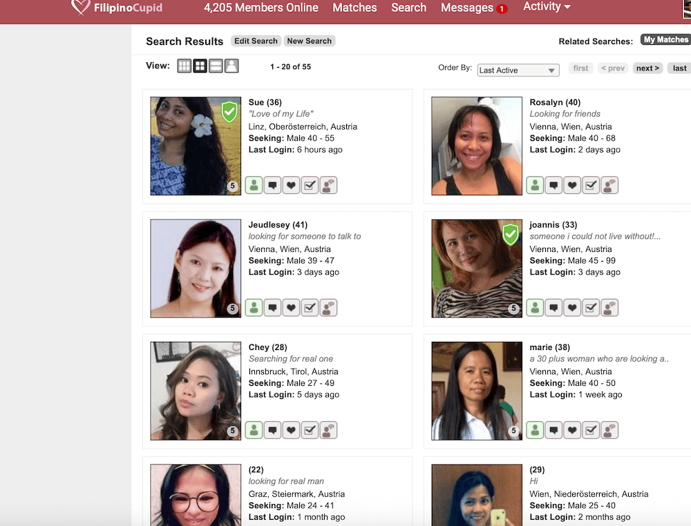 Philippinische Singles Österreich