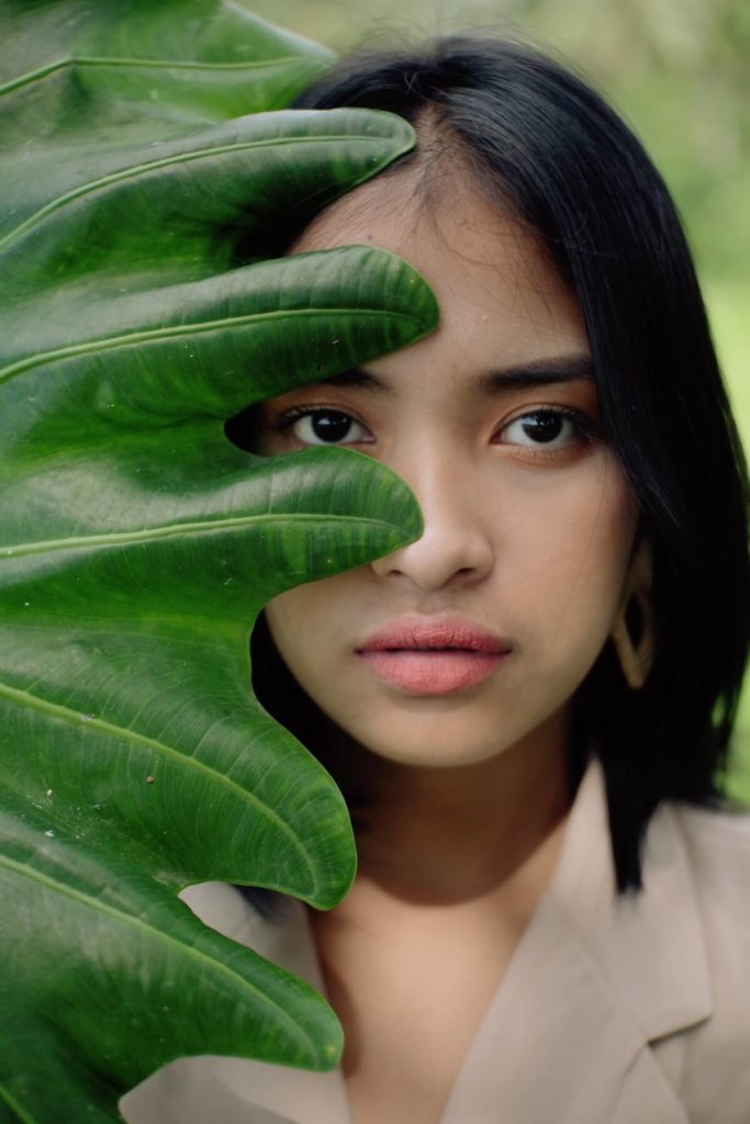 Extremely beautiful Filipina face