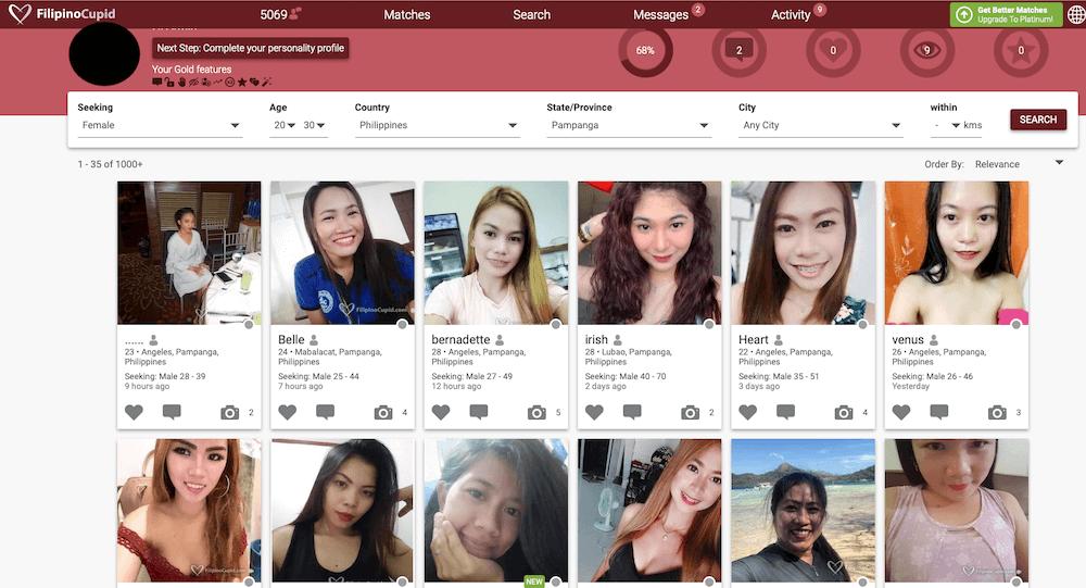 FilipinoCupid Singles